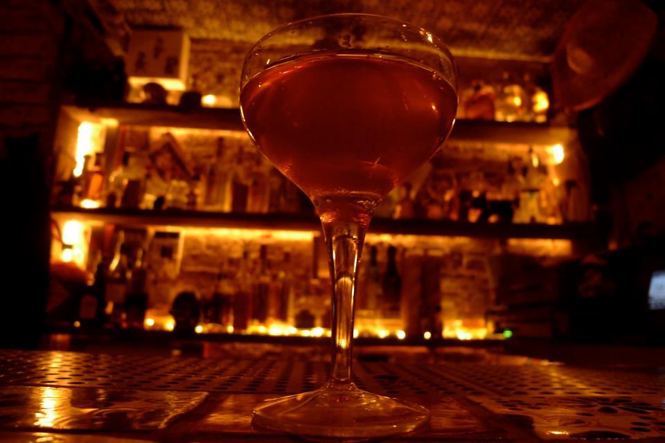 El Bandito Liverpool Millionaire cocktail