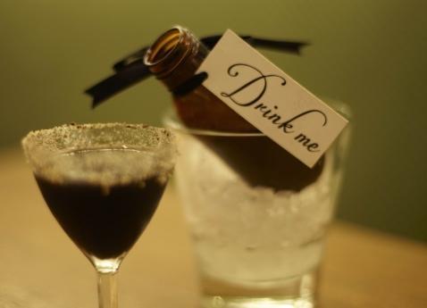 Hixter Bankside Mark's Bar cocktail