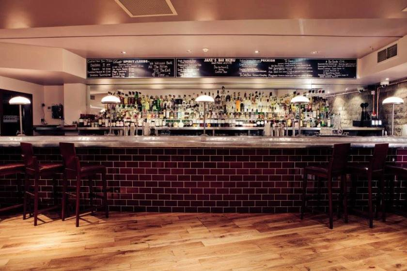 Jake's Bar and Still Room Leeds bar