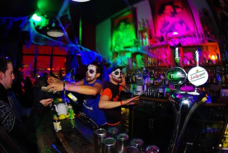 Neon Cactus Leeds bar