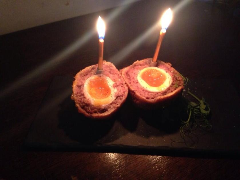 The Engineer Primrose Hill scotch eggs