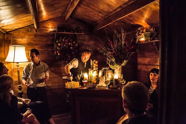 London's 9 Best Winter Pop-Ups: Snow Ho Ho and a Bottle of Rum