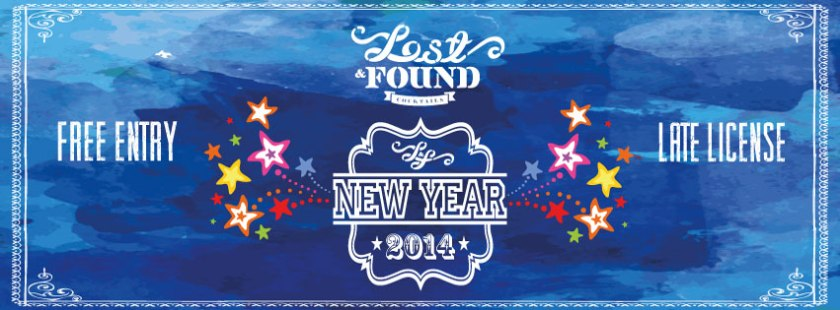 Lost and Found NYE