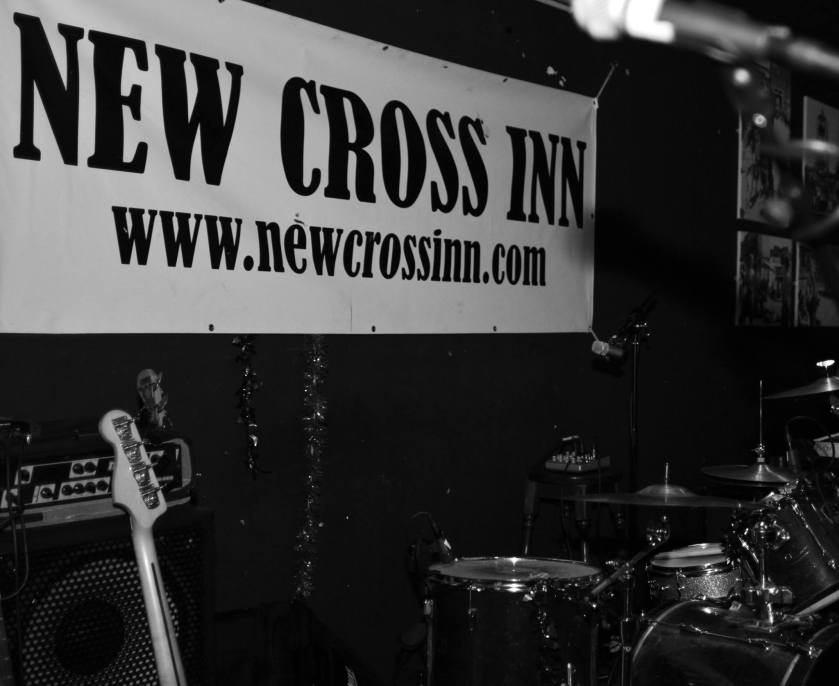 New cross inn stage