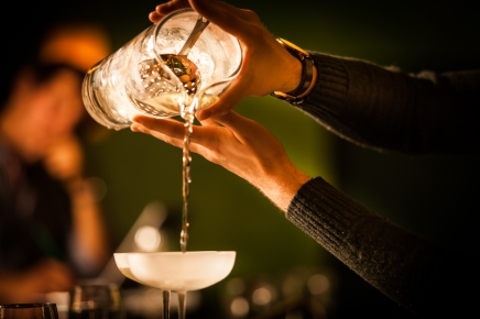 (Not So) Dry January: Martini Madness in London