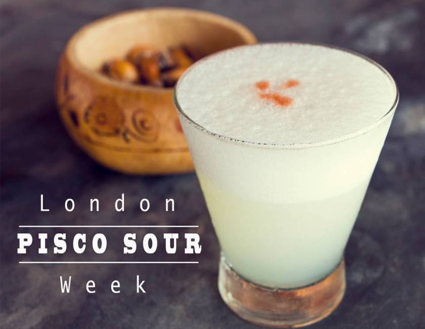 LONDON PISCO SOUR WEEK
