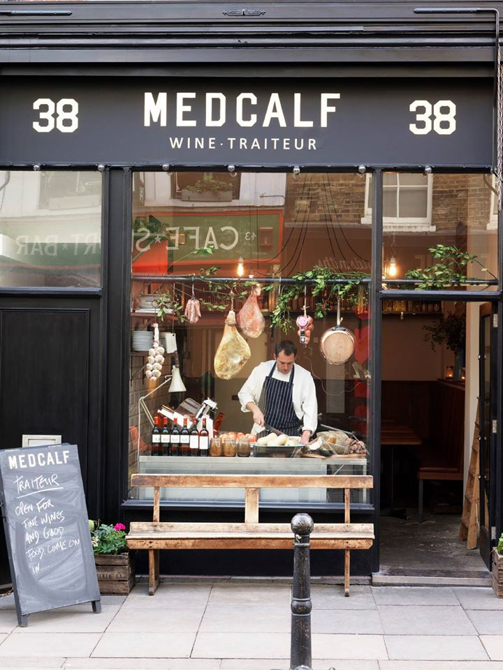 Medcalf Traiteur exterior