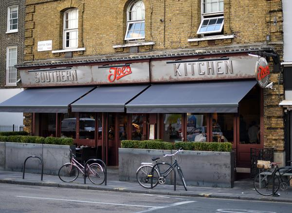 jailbird joe's southern kitchen kentish town